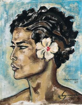 Auke Cornelis Sonnega (1910-19