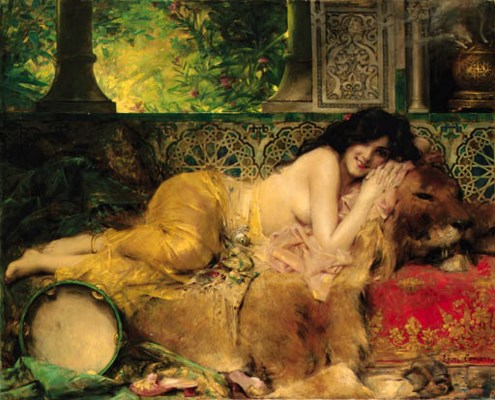 Leon-Francois Comerre (1850-19