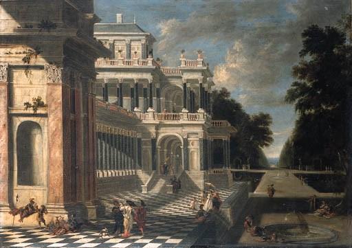 Jacob Ferdinand Saeys (1658-17