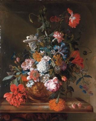 Follower of Jan van Huysum