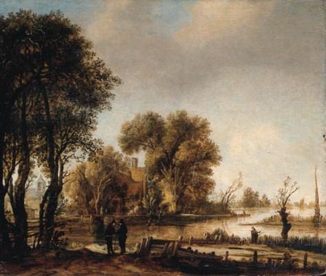 Aert van der Neer (1603-1677)