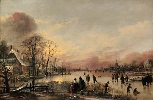 Aert van der Neer (1603/4-1677