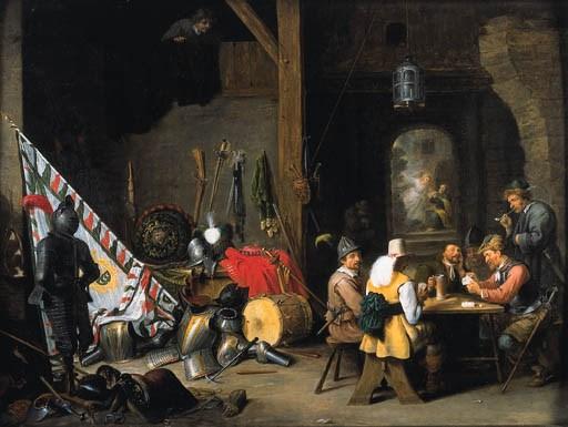 Mattheus van Helmont (1623-167