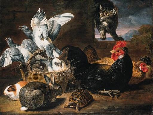 David de Coninck (1636-after 1