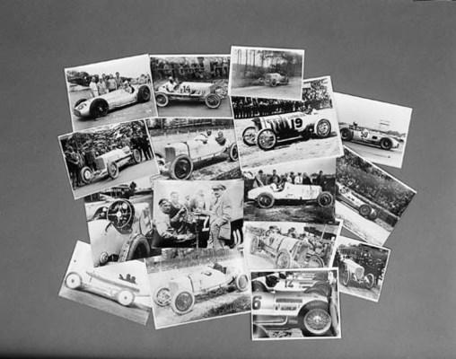 Mercedes-Benz - A collection o