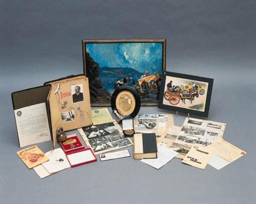 Targa Florio - 1928; A folio o
