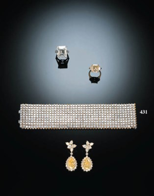 AN IMPRESSIVE DIAMOND AND COLO