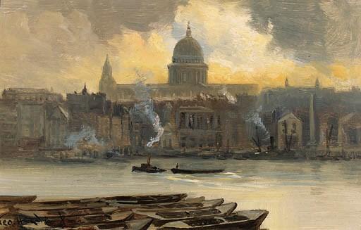 George Hyde Pownall (British,