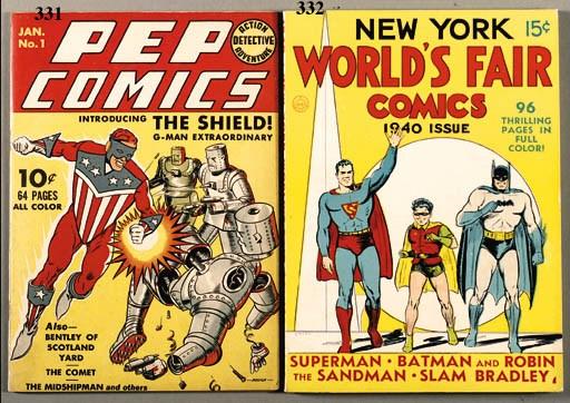 1940 NEW YORK WORLD'S FAIR