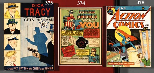 DICK TRACY LARGE FEATURE COMIC