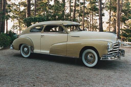 1947 PONTIAC SEDAN