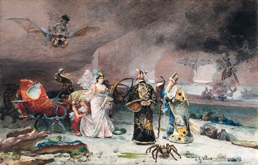 Jean-Georges Vibert* (French,