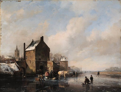Hendrik van de Sande Bakhuzen*