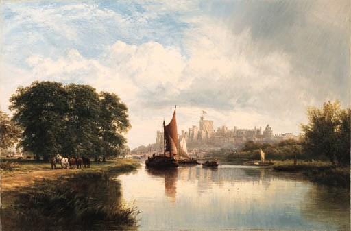 George Cole (British, 1810-188