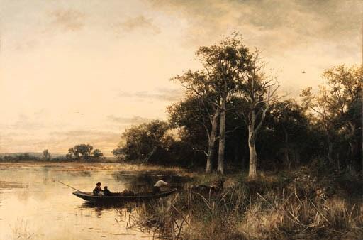 David Bates (British, 1841-192
