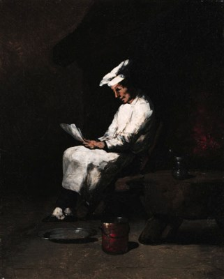 Germain Theodore Ribot (French