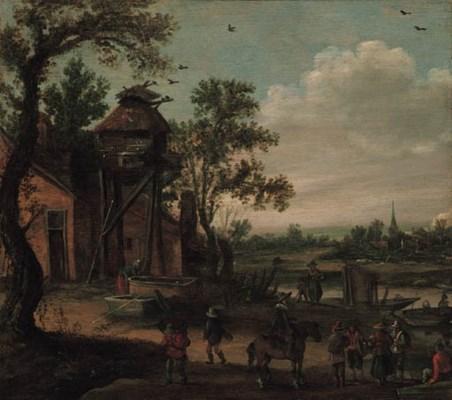 Jan Josefsz. van Goyen* (1596-