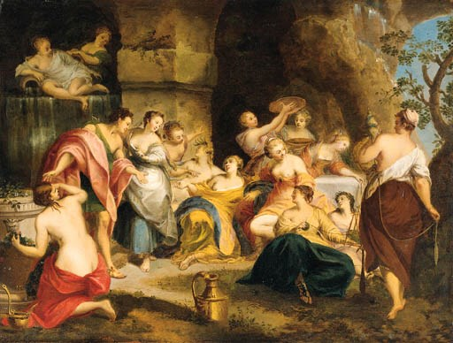 Nicolas Vleughels* (1668-1737)