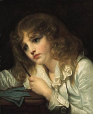 Jean-Baptiste Greuze* (1725-18