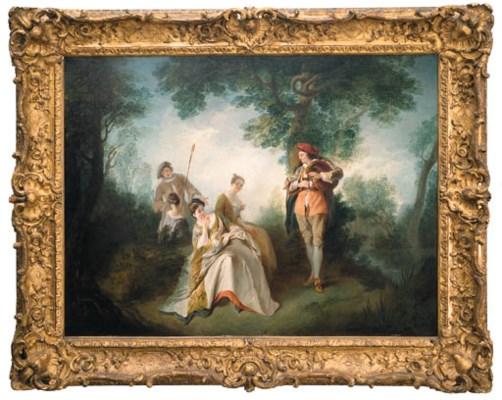 Nicolas Lancret* (1690-1743)