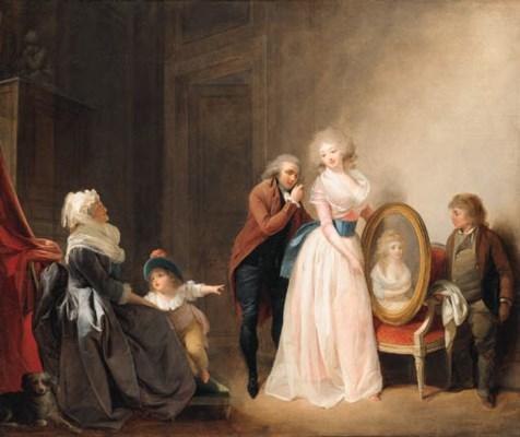 Louis-Léopold Boilly* (1761-18