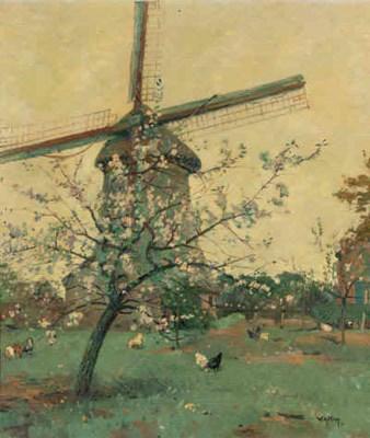 Willem Knip (1883-1967)