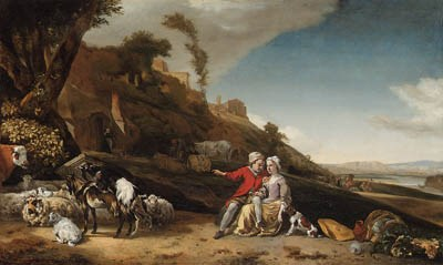 Jan Weenix (Amsterdam c. 1642-