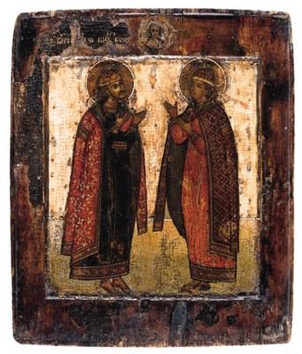 Saints Boris and Gleb