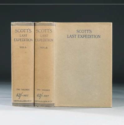 ROBERT FALCON SCOTT (1868-1912