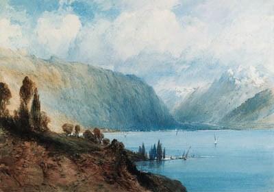William Callow R.W.S. (1812-19
