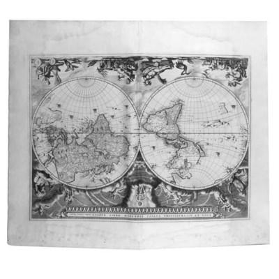 BLAEU, Johannes (1596-1673). A