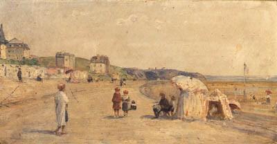 FRENCH SCHOOL, LATE 19TH CENTU