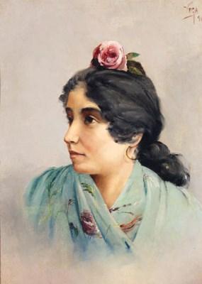 PEDRO VEGA Y MUNOZ, LATE 19TH