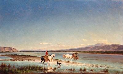 S. BAIN (?), LATE 19TH CENTURY