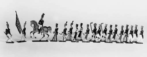 'The Miner's Parade', Freiberg
