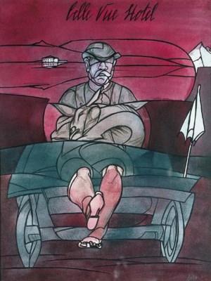 Valerio Adami (b. 1935
