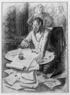 Mervyn Lawrence Peake (1911-19