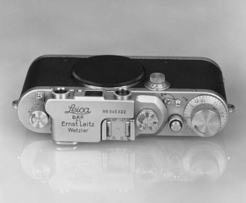 Leica IIIb no. 345322