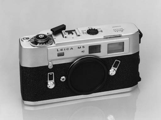 Leica M5 no. 1354296
