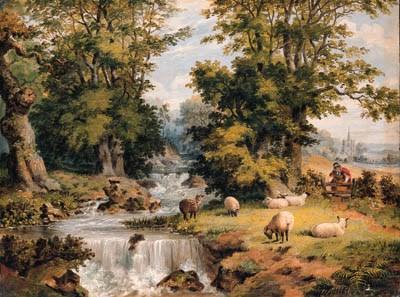 DEAN WOLSTENHOLME JNR. (1798-1