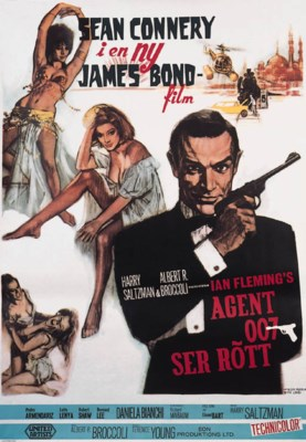 From Russia With Love/Agent 00