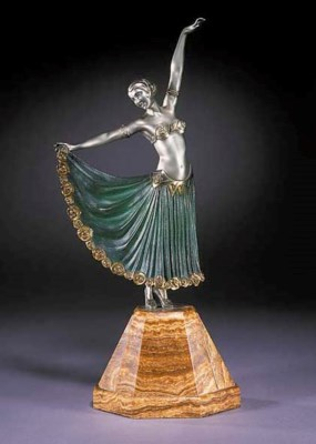 'Syrian Dancer'