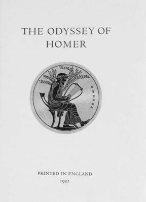 HOMER.  The Odyssey, translate