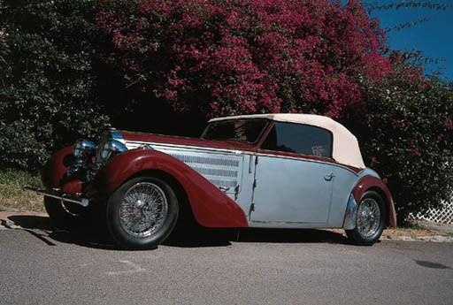 1935 bugatti type 57 cabriolet christie 39 s. Black Bedroom Furniture Sets. Home Design Ideas