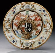 AN OKEOVER PLATE