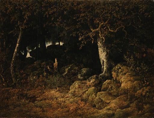 Thodore Rousseau* (1812-1867)