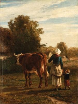 Constant Troyon* (1810-1865)