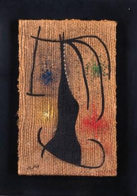 Joan Mir (1893-1983)