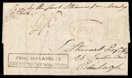 cover 1839 (21 June) entire le