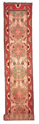 A fine North-West Persian runn